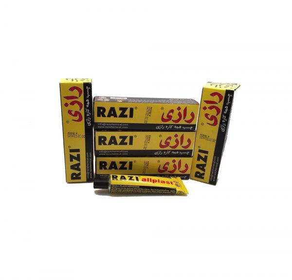 چسب رازی -2